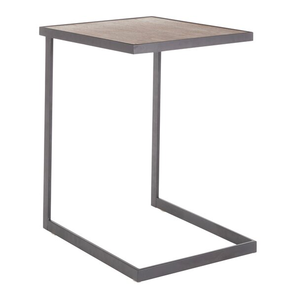 Smeltzer End Table By Williston Forge