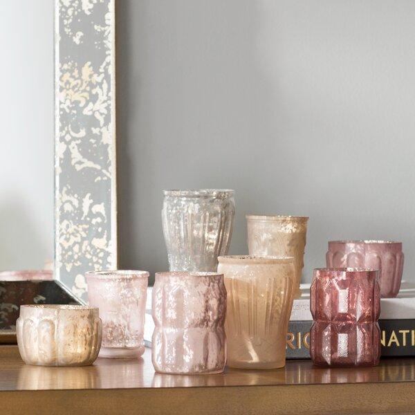 Belves 8 Piece Glass Votive Set by Lark Manor