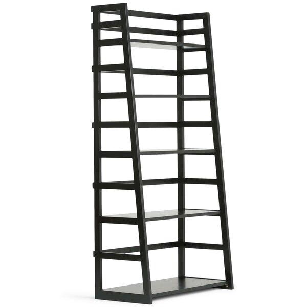 Mayna Ladder Bookcase By Alcott Hill