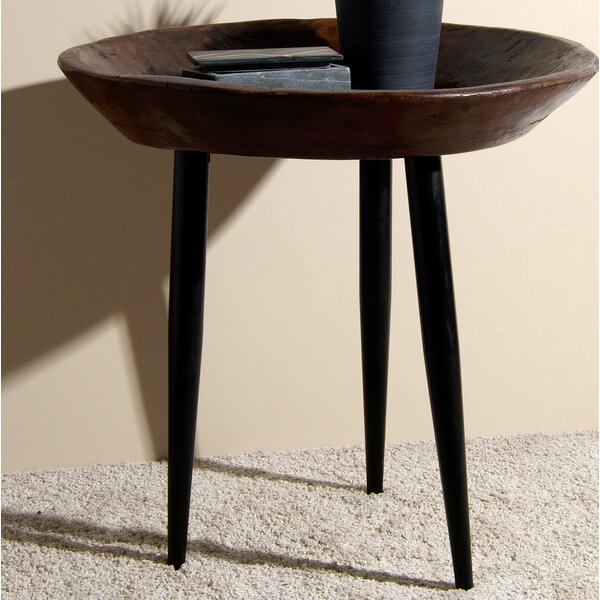 Maymie Wood Parat Tray Table By Foundry Select