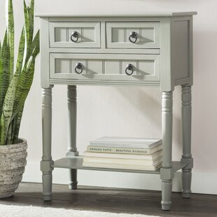Review Wedgewood Console Table by Charlton Home