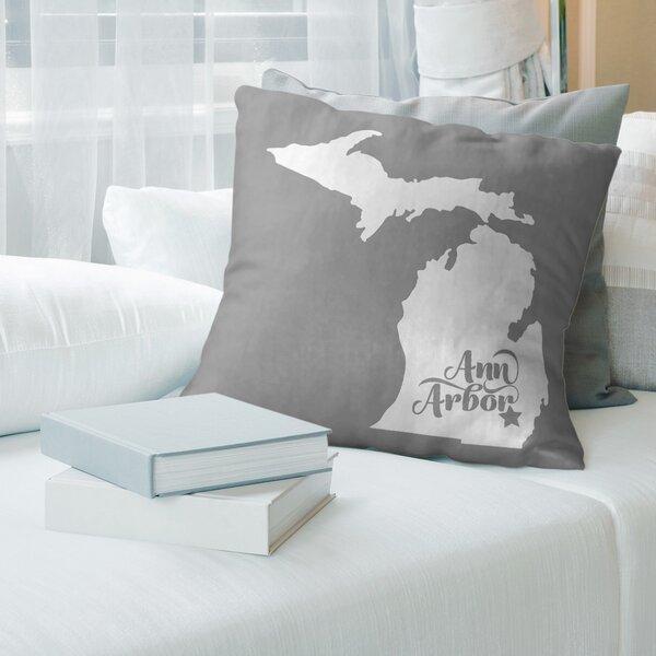 Michigan Pillow Wayfair