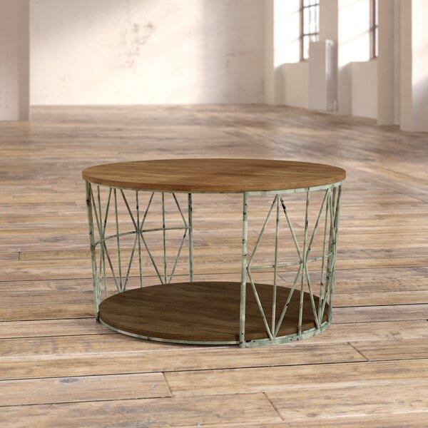 Aviara Floor Shelf Coffee Table By Trent Austin Design
