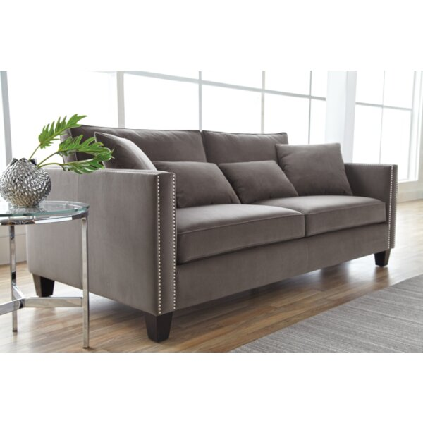 Winter Shop 5West Cathedral Sofa by Sunpan Modern by Sunpan Modern