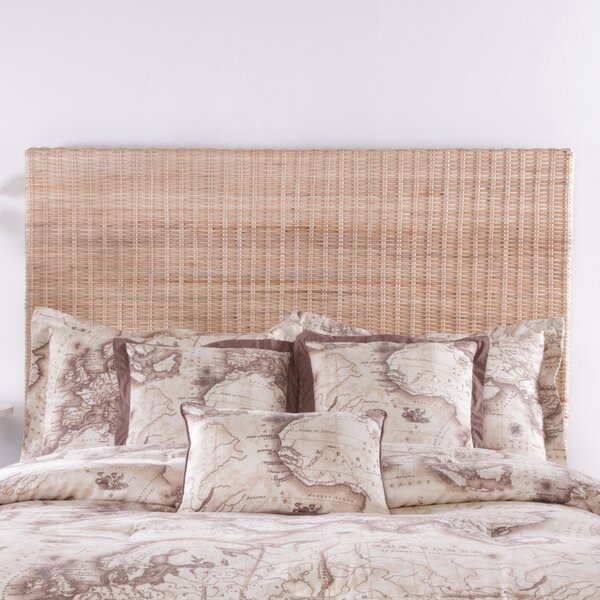Driftwood Core Panel Headboard by Panama Jack Home