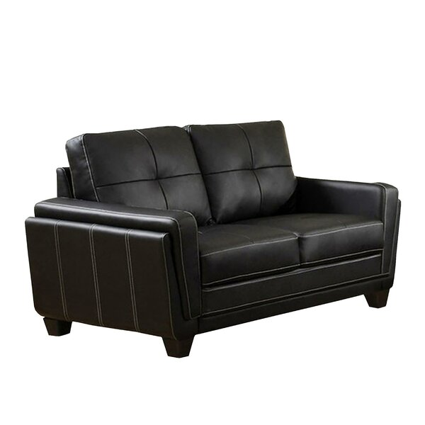 Burrell Standard Loveseat by Ebern Designs