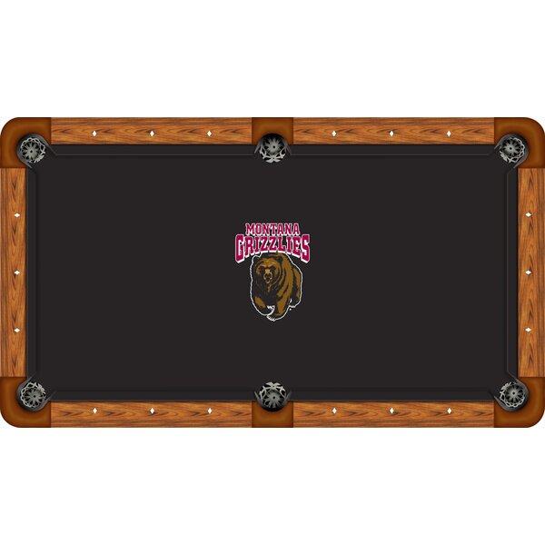 NCAA Recreational Billiard Table Felt by Wave 7