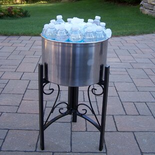 Stainless Steel Bucket Stand