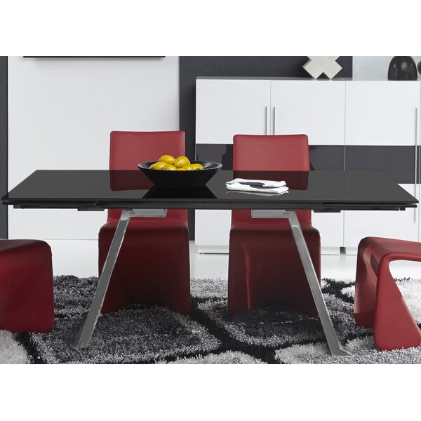 Penthouse Extendable Dining Table by Bellini Modern Living
