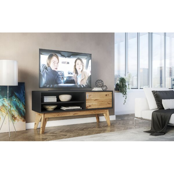 Tebikerei TV Stand For TVs Up To 50