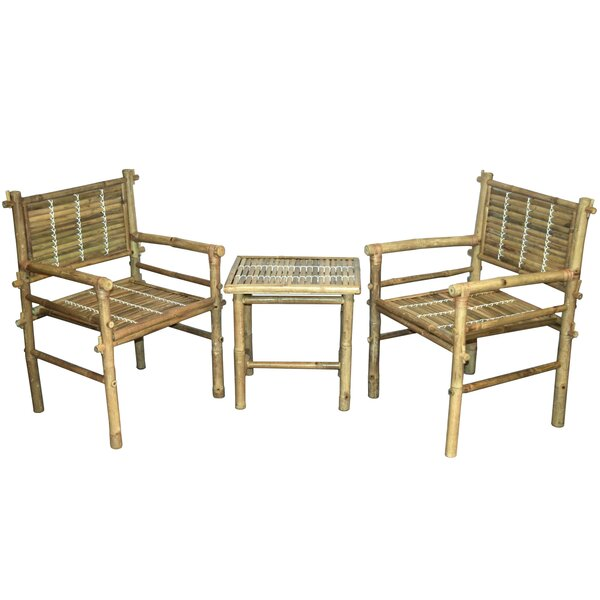 Danny 3 Piece Conversation Set by Bay Isle Home