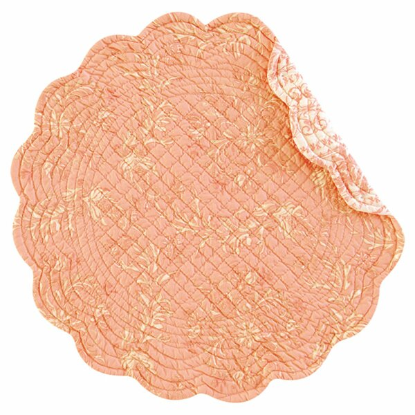 Abelia Placemat (Set of 6) by C&F Home