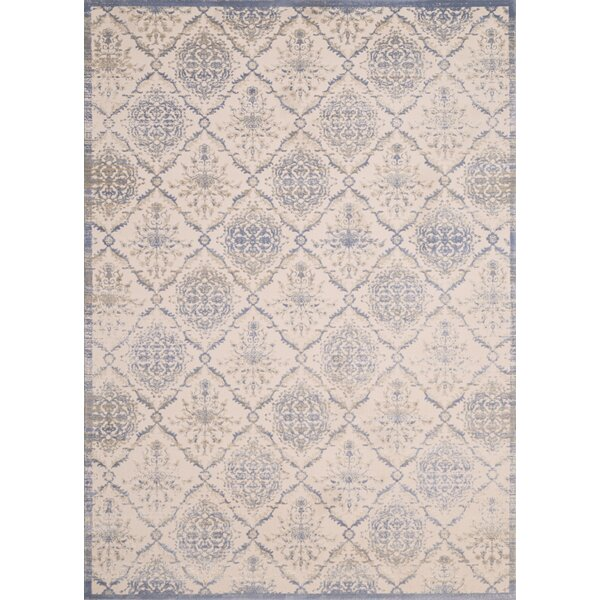 Dais Blue/Brown Indoor/Outdoor Area Rug by United Weavers of America