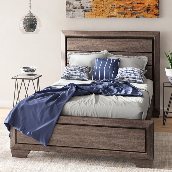Weldy Standard Bed by Brayden Studio
