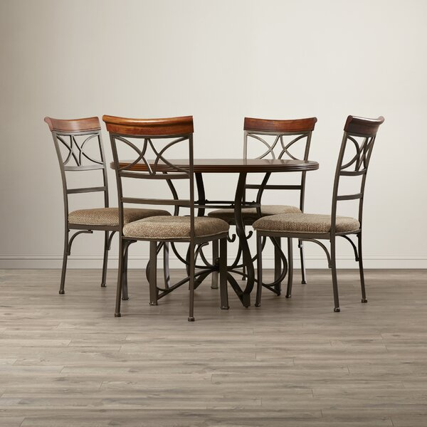 Coan 5 Piece Dining Set by Winston Porter