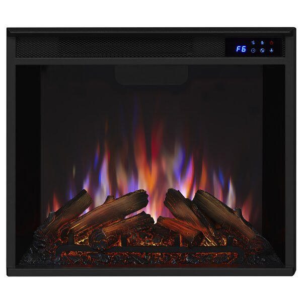 Vividflame Electric Fireplace Insert By Real Flame