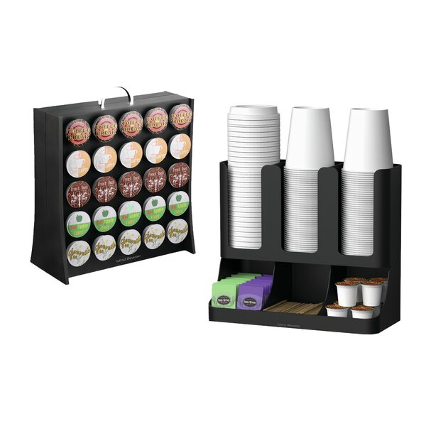 Coffee Condiment Organizer by Mind Reader