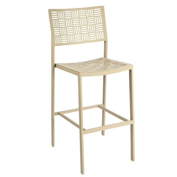 New Century Patio Bar Stool by Woodard