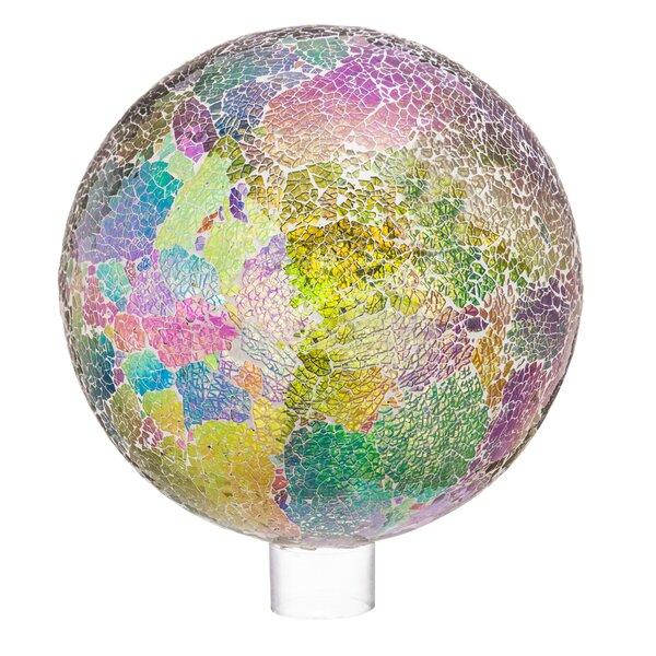 Baxter Mosaic Pastels Gazing Globe by Winston Porter