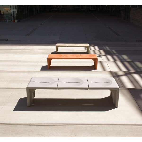 Crater Metal Bench By Peter Pepper