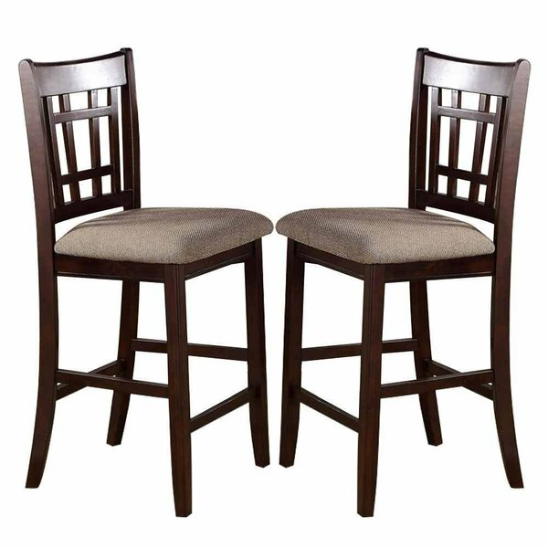 Stampley 24 Bar Stool (Set of 2) by Winston Porter