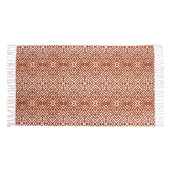Anders Orange Area Rug by Thro by Marlo Lorenz