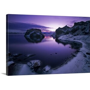 Ortus Solis by Bragi Ingibergsson Photographic Print on Canvas by Great Big Canvas