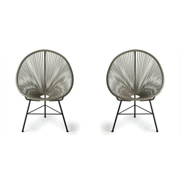 Northallert Windsor Back Papasan Chair (Set Of 2) By Corrigan Studio