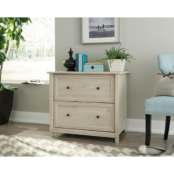 Delaire 2-Drawer Lateral Filing Cabinet