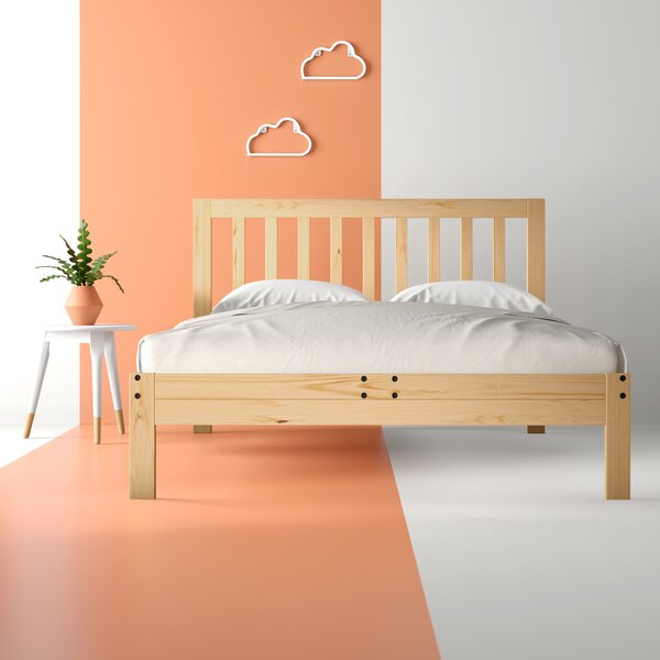 Warner Platform Bed by Hashtag Home