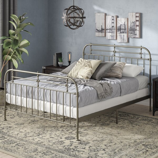 Mercato Queen Standard Bed by Trent Austin Design