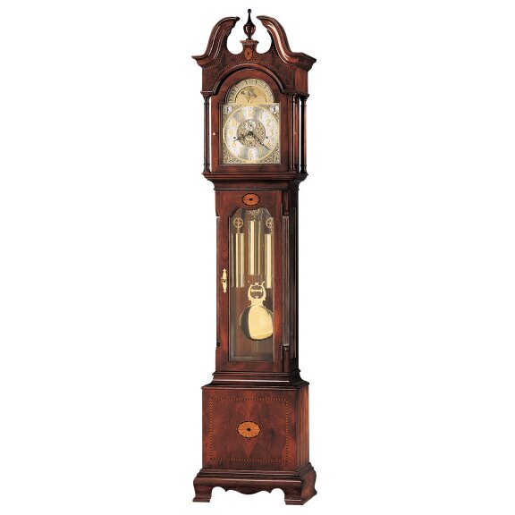 Taylor 87.25 Grandfather Clock by Howard Miller®