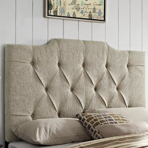 Martha Upholstered Panel Headboard by Darby Home Co