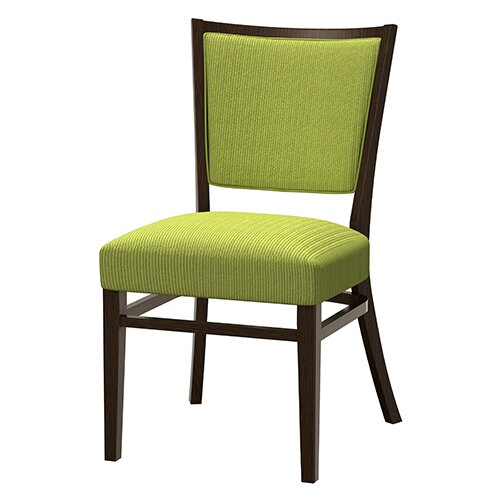 Beckett Upholstered Dining Chair (Set of 2) by Harmony Contract Furniture