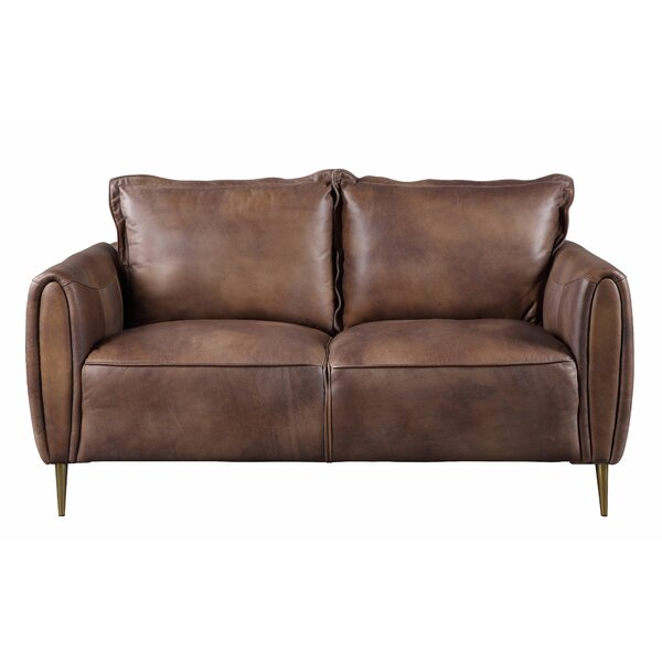 Kristopher Loveseat by 17 Stories