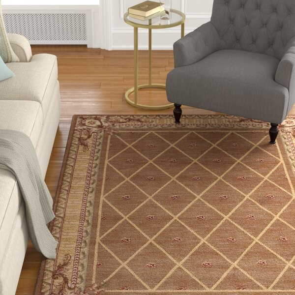 Payzley Cocoa Area Rug by Astoria Grand