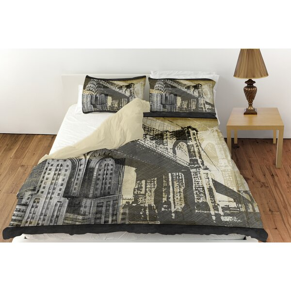 Metropolitan Collage Duvet Collection