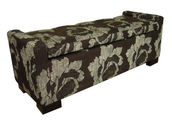 Fabric Storage Bench by ORE Furniture
