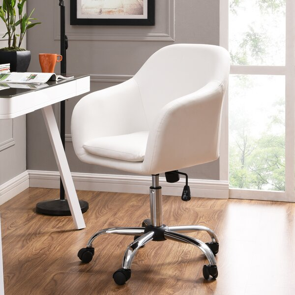 Aman Elegant Office Chair by Wrought Studio