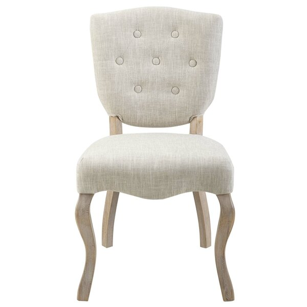 Damarion Upholstered Dining Chair (Set of 2) by Ophelia & Co.