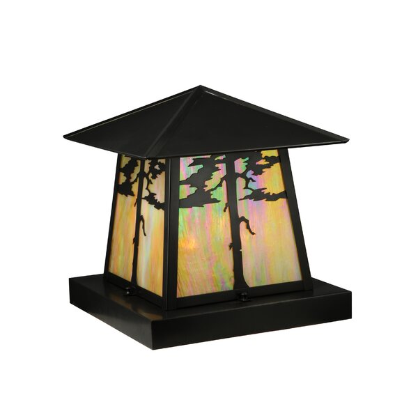Stillwater Tamarack 4-Light Pier Mount Light by Meyda Tiffany