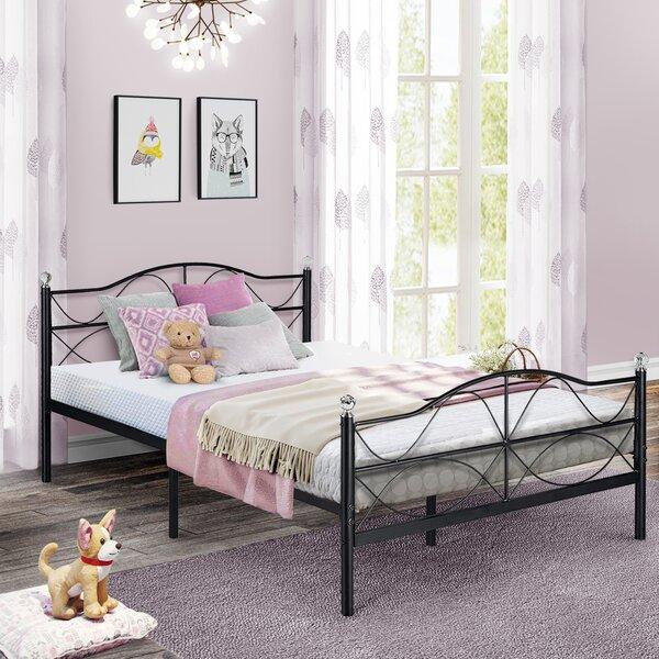 Crumbley Platform Bed by Harriet Bee