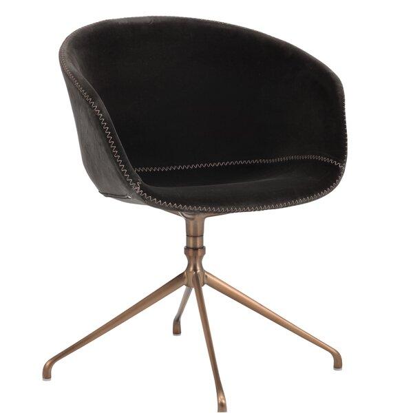 Osmund Barrel Chair By Orren Ellis