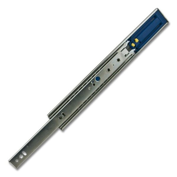 Metric Soft-Close Full Access Side Mount Drawer Slide (Set of 2) by Custom Service Hardware