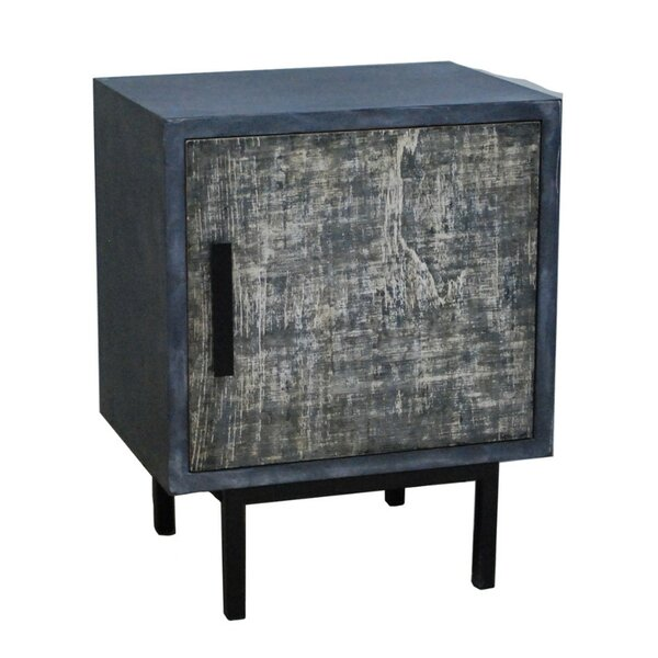 Mckenny Elegantly Charmed 1 Door Accent Cabinet by Williston Forge