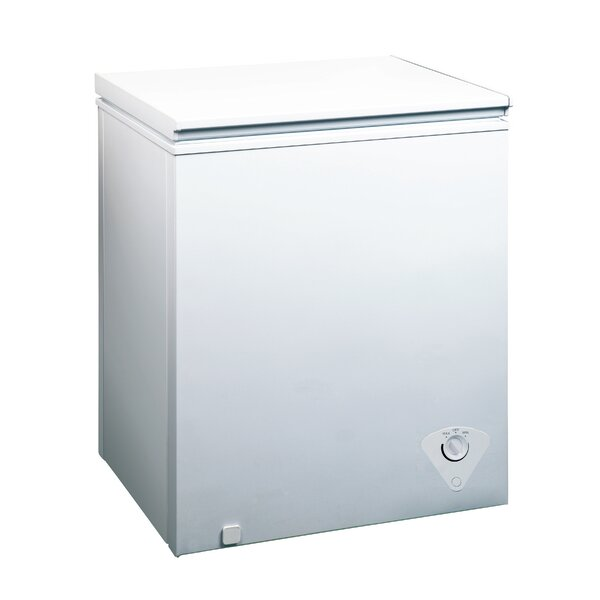 Midea 5 cu. ft. Chest Freezer by Equator