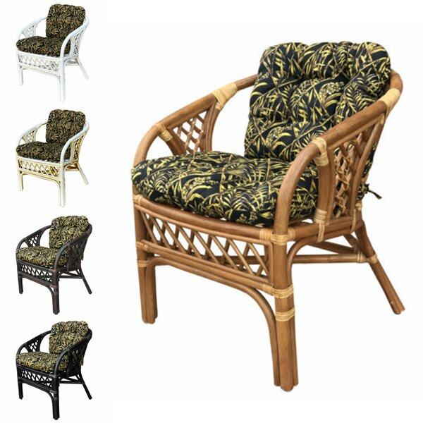 Dones Handmade Armchair by Bay Isle Home Bay Isle Home
