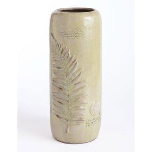 Wayland Beige Fern Table Vase