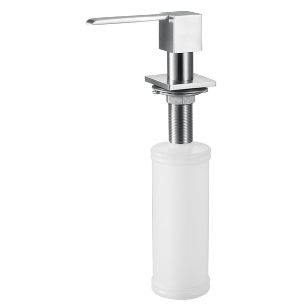 Modern Square Soap Dispenser by Alfi Brand