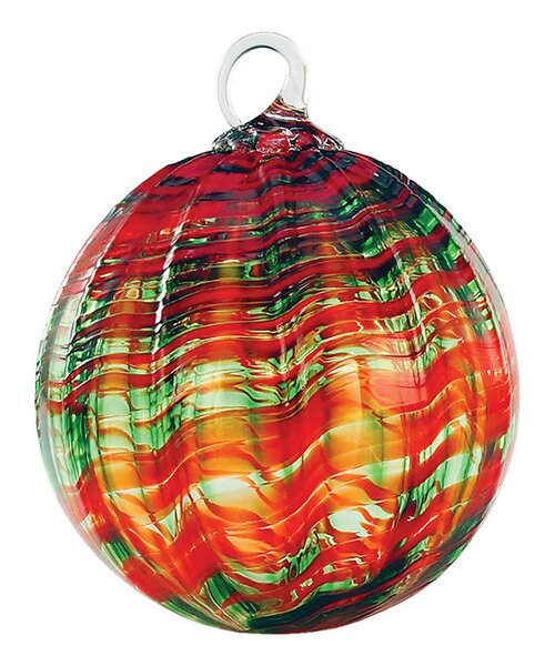Classic Watermelon Ball Ornament by The Holiday Aisle